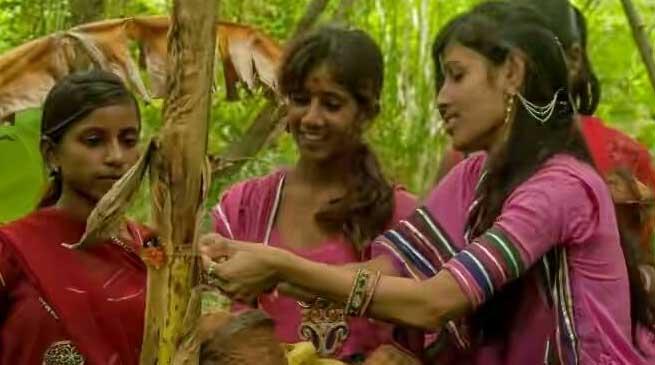 राजस्थान का पिपलांत्री गाँव जहां बेटी पैदा होने पर बजते है ढ़ोल और लगाए जाते है 111 पौधे