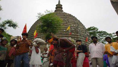 Photo of गुवाहाटी- कामाख्या मंदिर में अम्बुवासी मेला