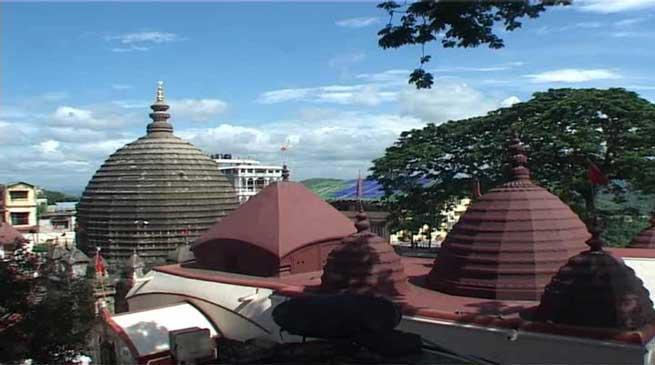 असम का कामाख्या धाम- एक महत्वपूर्ण तीर्थ स्थान