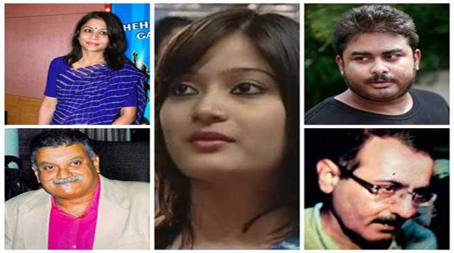 शीना बोरा मर्डर केस- इंद्राणी, पीटर मुखर्जी पर हत्या का आरोप