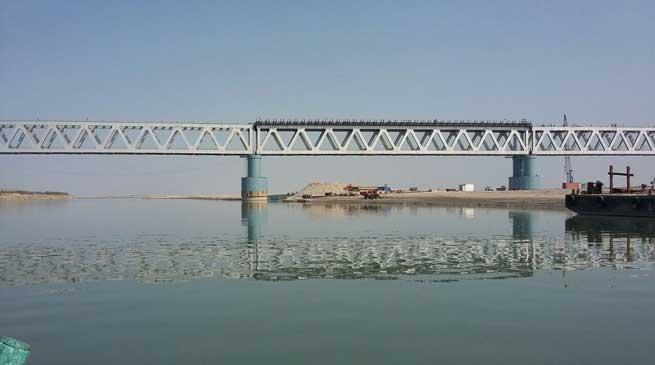 बोगीबील ब्रिज का निर्माण 2017 में होगा संपन्न