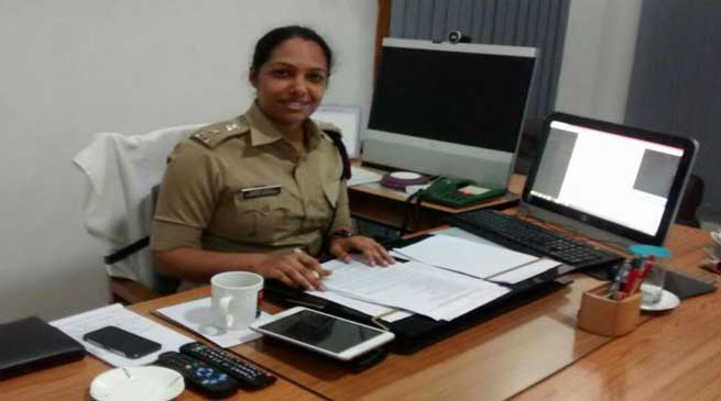 दस बहादुर महिला पुलिस अधिकारियों में असम की दो