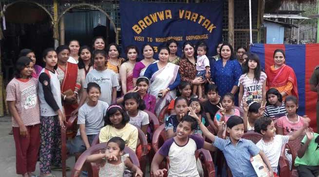 अनाथ बच्चों की सहायता के लिए ब्रोवा वर्तक की पहल