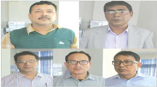 कृषि विभाग के 5 वरिष्ठ अधिकारी गिरफ्तार