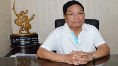 Photo of मणिपुर में चुनावी हलचल- फुंगजाथंग तोनसिंग ने कांग्रेस छोड़ा