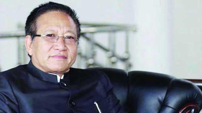 टीआर जिलियांग ने दिया पद से इस्तीफा