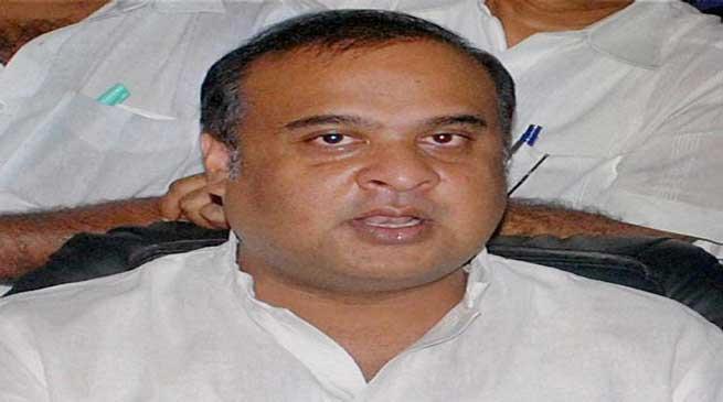 नागरिक (संशोधन) बिल पास नहीं हुआ तो असम होगा 'जिन्ना' के हाथों में- BJP मंत्री हिमंत बिस्वा सरमा
