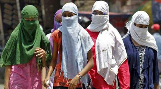 मार्च महीने में जमशेदपुर पूर्वी भारत का सबसे गर्म शहर रहा