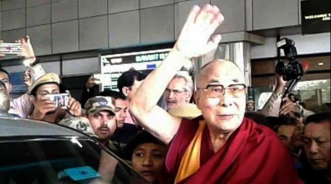 दलाई लामा का अरुणाचल दौरा- चीन को रिजीजू का करारा जवाब