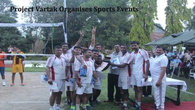 Photo of प्रोजेक्ट वर्तक में खेल प्रतियोगिताओं का आयोजन