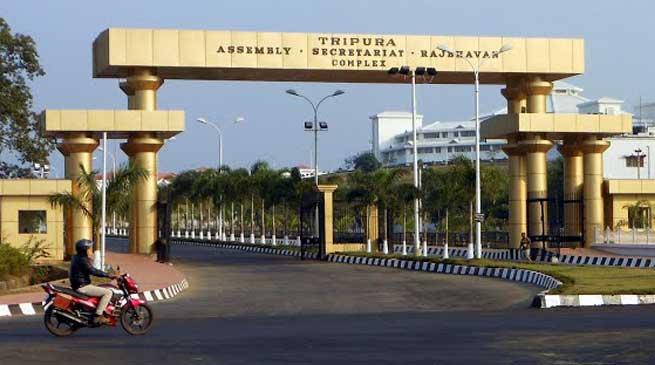 बीजेपी की नज़र अब त्रिपुरा पर
