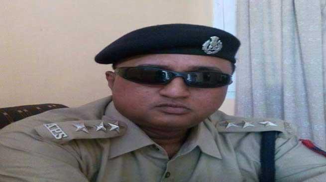 विवादों में घिरे डीएसपी अंजन बोरा गिरफ्तार