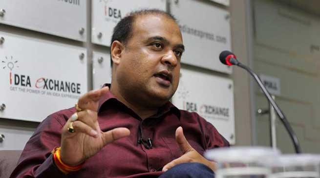 हिमंत विश्व शर्मा BAI के अंतरिम अध्यक्ष नियुक्त