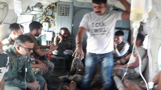 सुकमा- सीआरपीएफ जवानों पर नक्सली हमला, कोई चूक तो नहीं ?