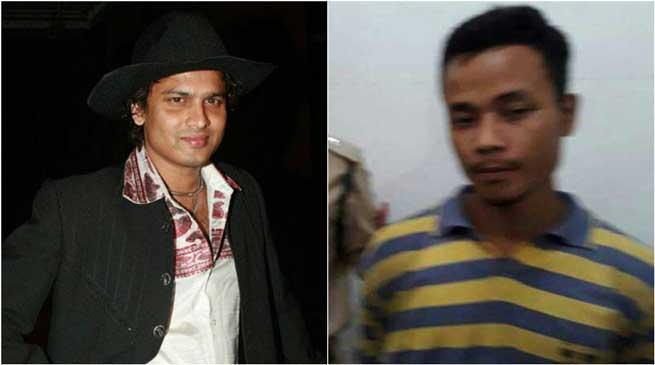 जुबिन को जान से मारने की धमकी, युवक गिरफ्तार