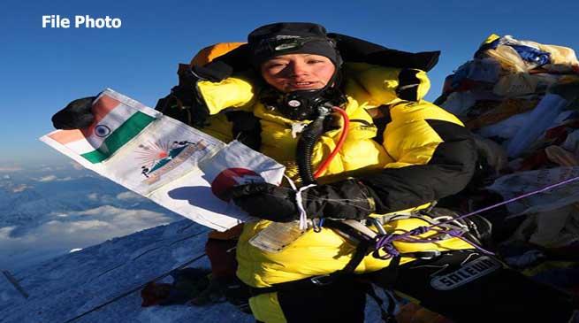 अंशु जम्सेंपा का पांचवीं बार माउंट एवरेस्ट फतह