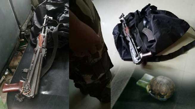 सरकारी अधिकारी पर अज्ञात बंदूकधारियों का हमला