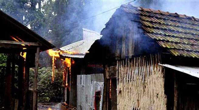 बाक्सा नरसंहार में वन अधिकारी भी दोषी - आयोग