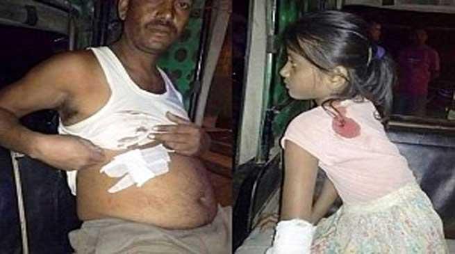 तिनसुकिया के काकोपथार में ग्रेनेड विस्फोट