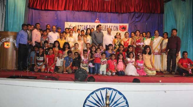 सांस्कृतिक एवं रंगारंग कार्यक्रमों के साथ मनाया गया वर्तक दिवस