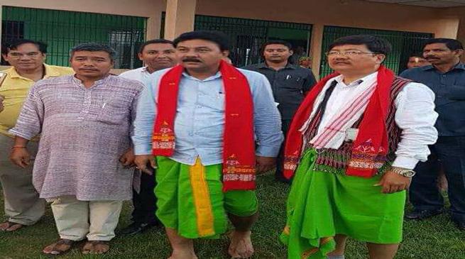 काक चुनाव में बीजेपी की जीत