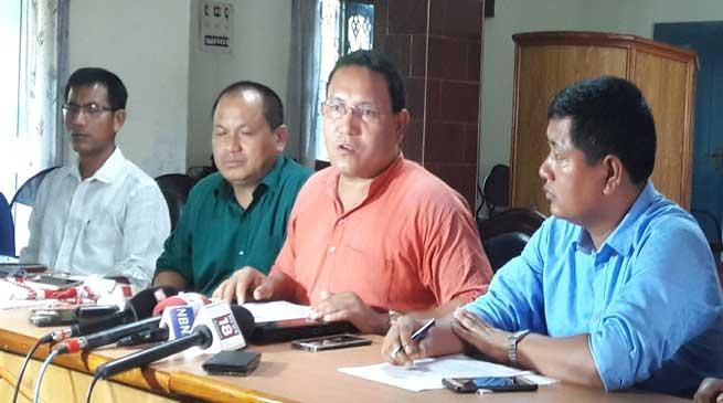 आब्सू ने किया गोर्खालैंड आंदोलन का समर्थन