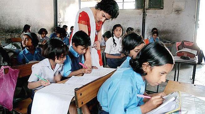 बीटीएडी में शिक्षा व्यवस्था हुई बद से बदतर