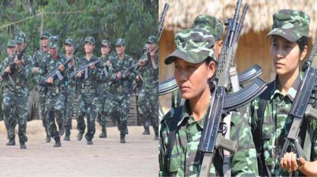 असम – उल्फा, एनडीएफबी के साथ शांतिवार्ता शुरू