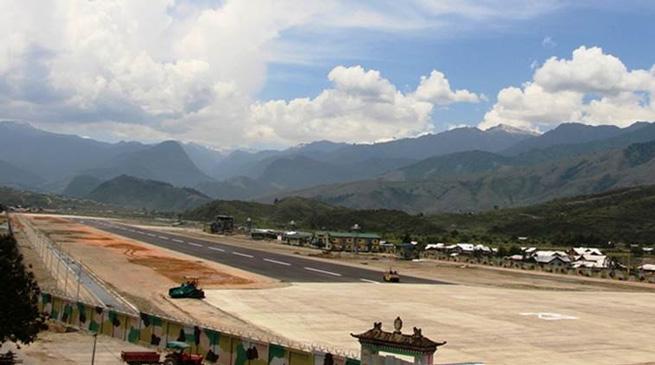 अरुणाचल प्रदेश की सीमा में चीन की सैन्य तत्परता