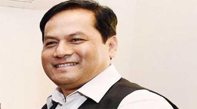 जीएसटी से असम की जनता को होगा लाभ – सोनोवाल