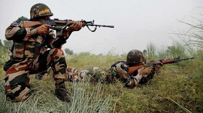 भारतीय सेना का म्यांमार बॉर्डर पर एनएससीएन(के) के खिलाफ बड़ा ऑपरेशन, कई आतंकी ढेर
