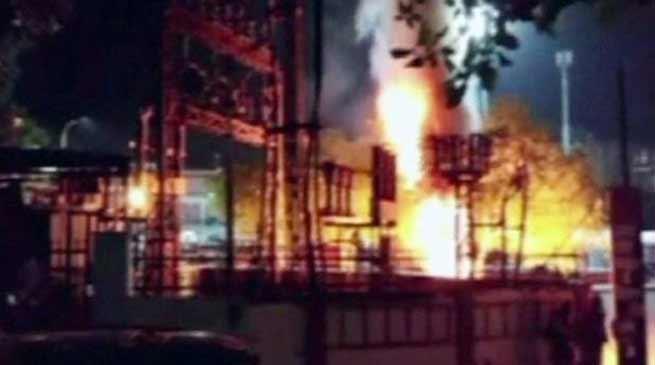 जानिए: आधी रात को क्यों जल उठा जयपुर