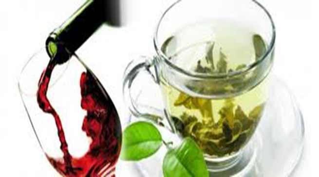 असम के वैग्यानिकों ने ग्रीन टी से बनाया टी-वाइन
