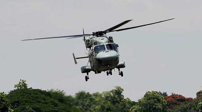 अरुणाचल- इन्डिय एयरफोर्स का हेलिकॉप्टर हुआ क्रैश, 6 की मौत
