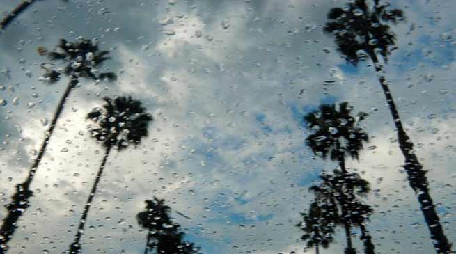 असम सहित पूर्वोत्तर राज्यों में भारी बारिश की चेतावनी