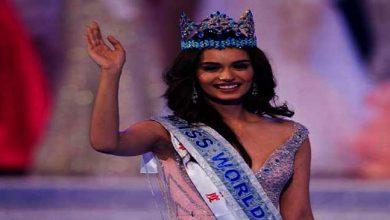 Photo of मिस इंडिया मानुषी छिल्लर ने मिस वर्ल्ड 2017 का खिताब जीतकर रचा इतिहास
