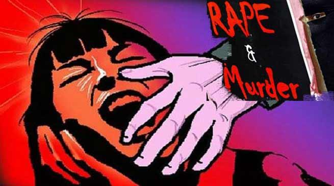 तेजपुर के चाय बगान में नाबालिग़ लड़की की रेप के बाद हत्या