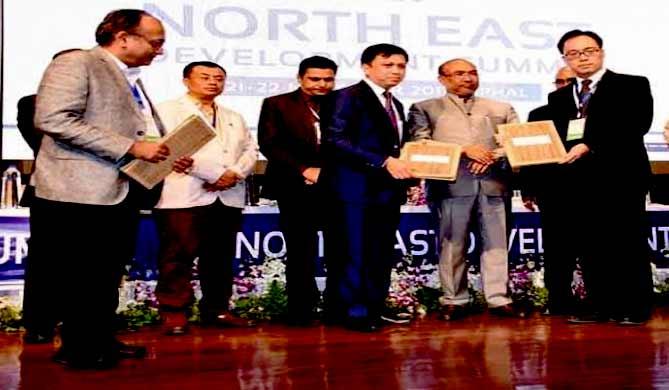 एक्ट ईस्ट पॉलिसी का असर, मणिपुर में 5000 करोड़ रूपये का निवेश