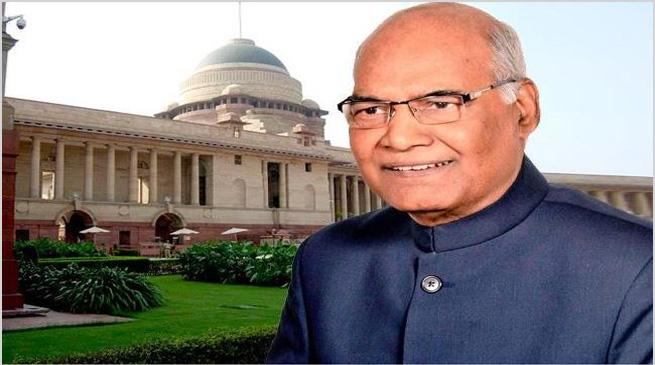 असम, अरुणाचल,मणिपुर दौरे पर आएंगे राष्ट्रपति