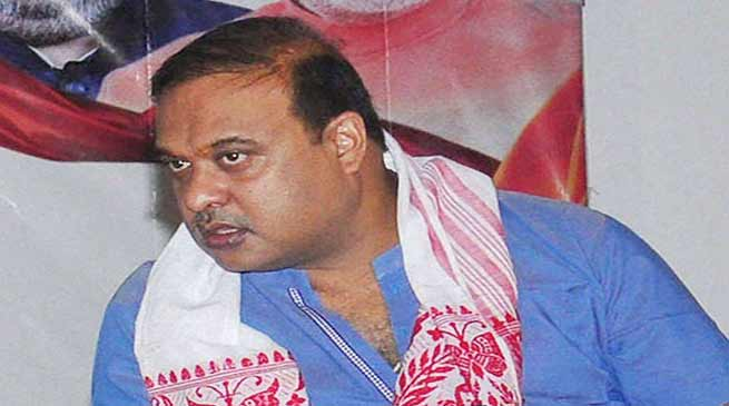 असम के स्वास्थ्य मंत्री हिमंत बिस्व सरमा की हत्या की साज़िश बेनकाब, 2 ग्रिफ्तार
