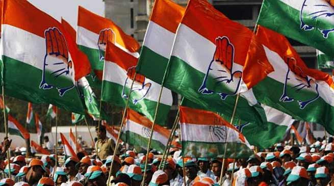 त्रिपुरा- चुनाव से पहले बीजेपी के 1000 कार्यकर्ता कांग्रेस में शामिल
