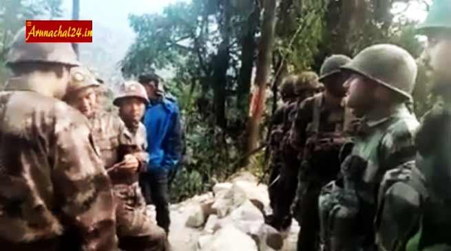 चीन का खुल गया पोल, वायरल हुआ अरुणाचल में चीनी घुसपैठ का विडियो