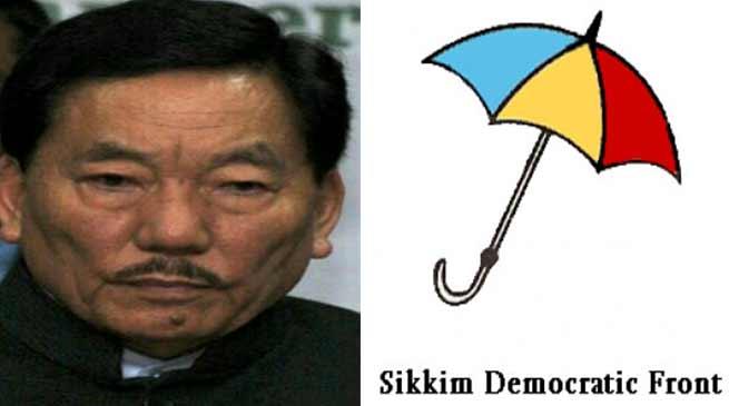 सिक्किम डेमोक्रेटिक फ्रंट के 14 विधायकों की सदस्यता निरस्त करने की मांग हुई तेज
