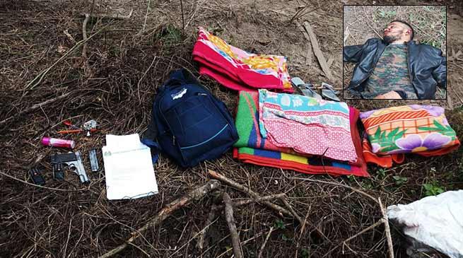 असम: सुरक्षा बलों के साथ मुडभेड़ में एक एनडीएफ़बी आतंकी ढेर
