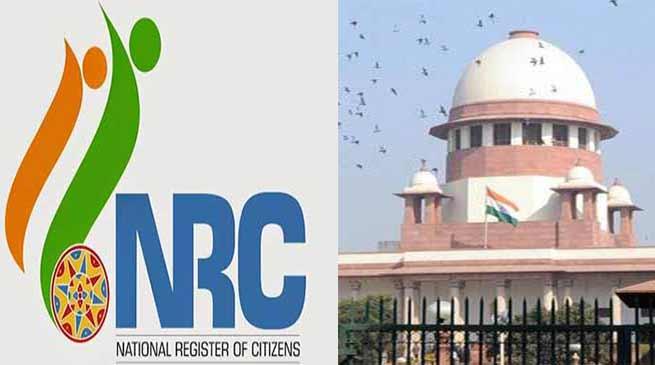 असम में एनआरसी प्रकाशन का समय सीमा बढ़ाने से सुप्रीम कोर्ट का इनकार