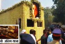 Photo of अलविदा श्रीदेवी- बॉलीवुड की चांदनी पंचतत्व में विलीन हो गई