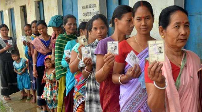 त्रिपुरा चुनाव 2018: LIVE UPDATE, 74 फीसद हुआ मतदान