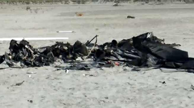 असम: भारतीय वायुसेना का हेलिकॉप्टर दुर्घटनाग्रस्त, 2 की मौत