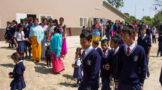 मणिपुर- धमकी के बाद 72 ईसाई मिशनरी स्कूल बंद
