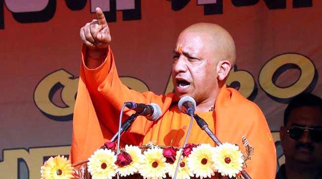 त्रिपुरा में चुनाव के बाद बीजेपी की सरकार, योगी आदित्यनाथ का दावा